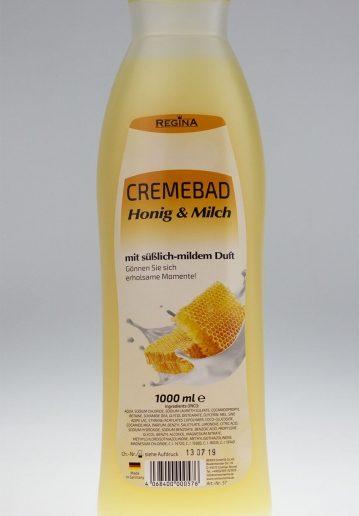 REGINA skystas muilas pieno ir medaus kvapo (1l)