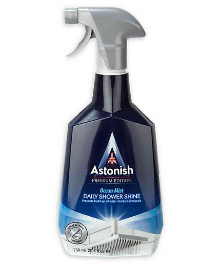 Astonish Dušo kabinų valiklis(750ml)