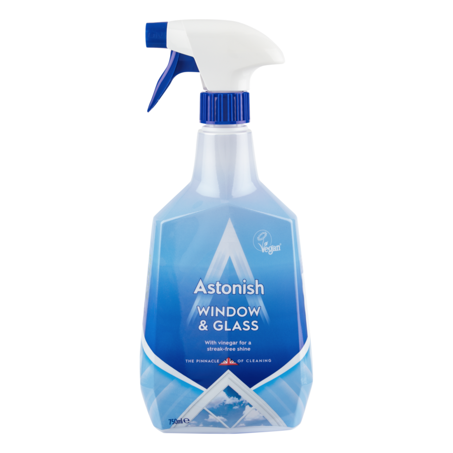 Astonish langų valiklis su actu(750ml)