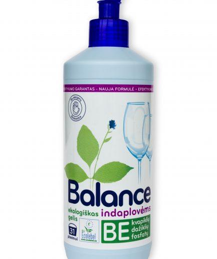 BALANCE ekologiškas gelis indaplovėms (500ml)
