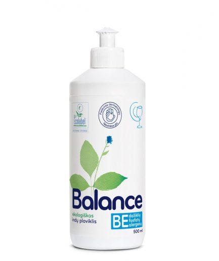 BALANCE ekologiškas indų ploviklis (500ml)