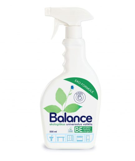 BALANCE ekologiškas universalus valiklis (500 ml)