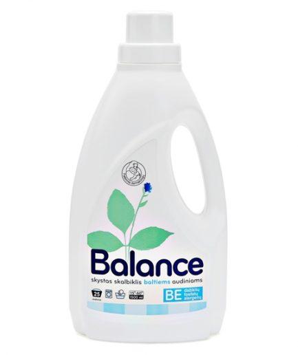 BALANCE skalbiklis baltiems audiniams (1.5l)