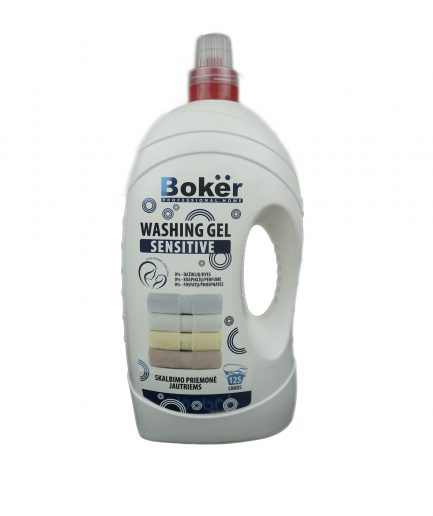 Boker Sensitive skystas skalbiklis jautriems(5l)