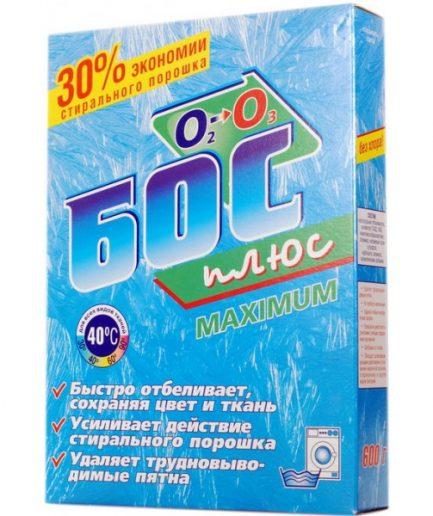 BOS -PLIUS Balinimo priemonė(600g)