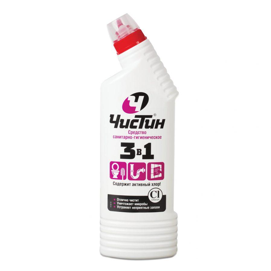 Čistin Sanitarinė higieninė priemonė 3&1(750g)