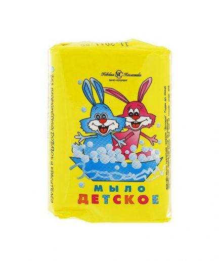Nevskaja Kosmetika vaikiškas tualetinis muilas(90g)
