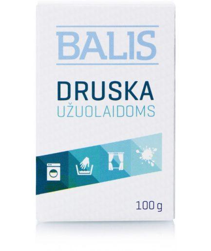 BALIS Druska užuolaidoms skalbti(100g)