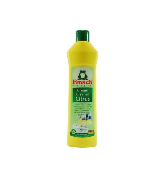 FROSCH Valymo pienelis citrinų kvapo(500ml)