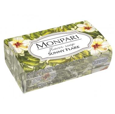 Monpari tualetinis kvapnusis muilas Saulės žybsniai(200g)