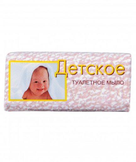 Vaikiškas muilas Detskoje švelniai ir jautriai odai(100g)