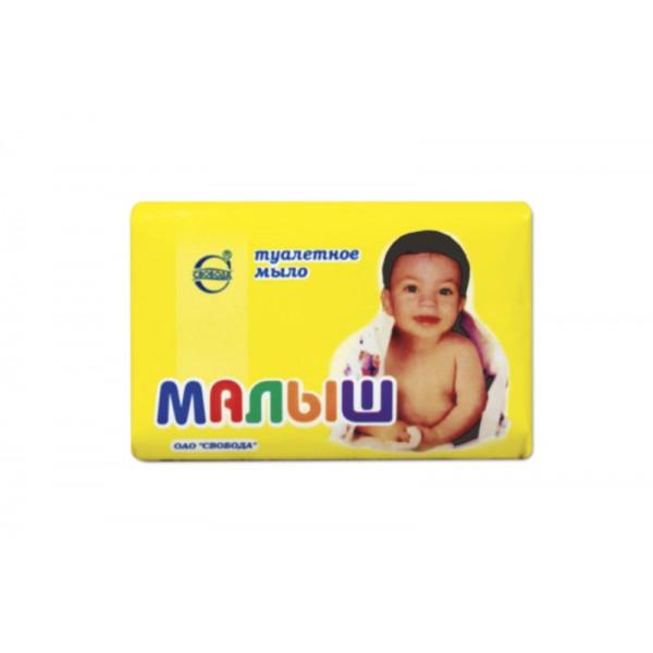 Vaikų tualetinis muilas Malyš su ramunėlės ekstraktu(90g)