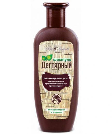 Nevskaja Kosmetika Šampūnas Degtiarnaja(250ml)