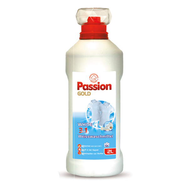 Passion Gold 3in1 Baltiems audiniams(2l)