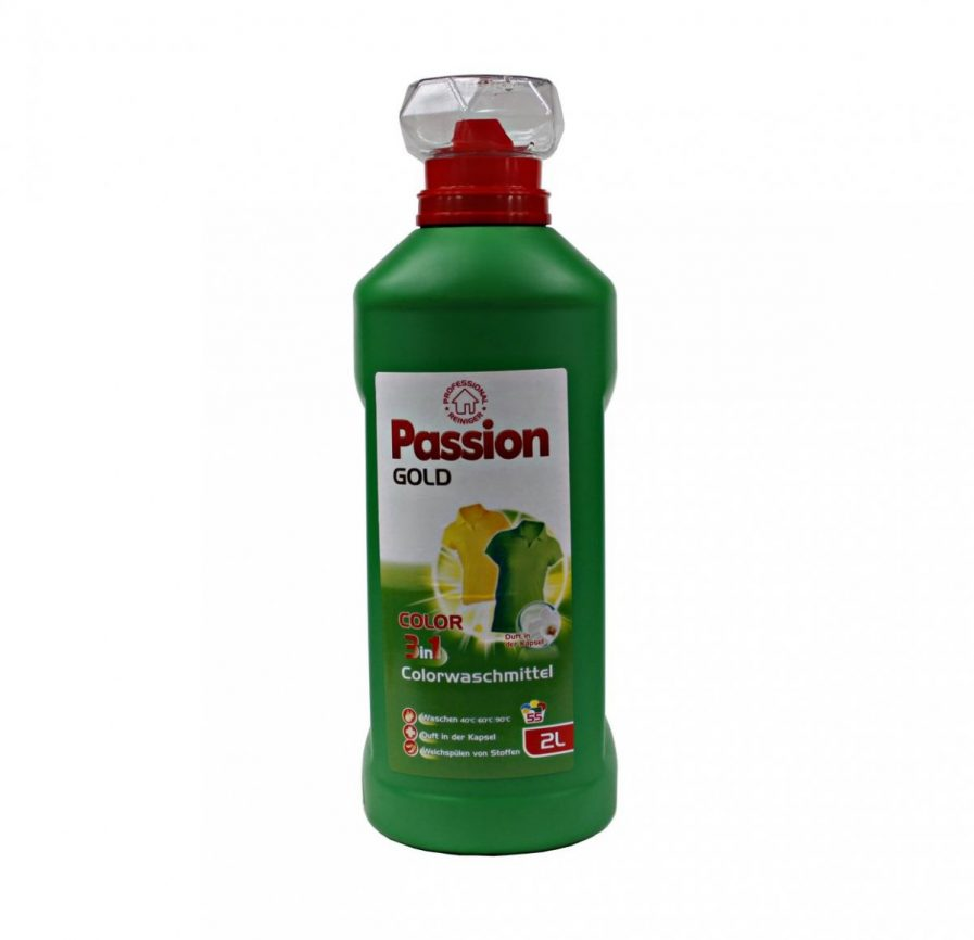 Passion Gold 3in1 Spalvotiems audiniams(2l)