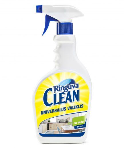 RINGUVA CLEAN universalus valiklis su soda (500ml)