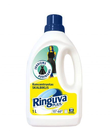RINGUVA PLIUS skystas skalbiklis juodiems drabužiams (1l)