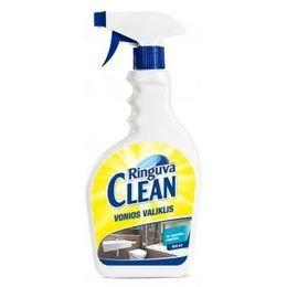 RINGUVA CLEAN vonios valiklis su organine rūgštimi (500ml)