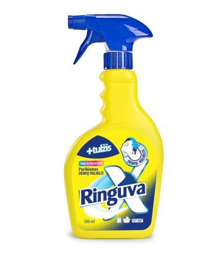 RINGUVA X purškiamas dėmių valiklis su tulžimi (500 ml)
