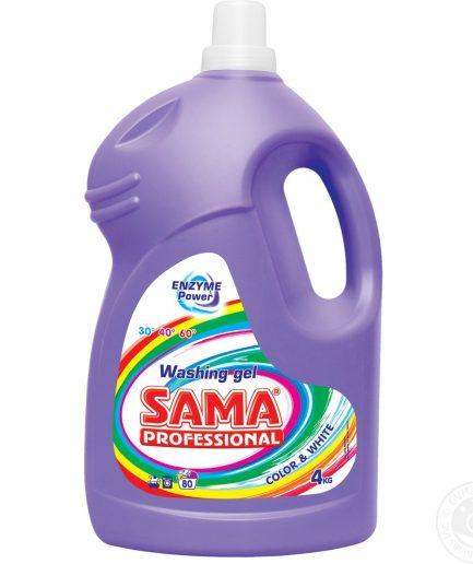 Sama Professional skalbimo gelis(4l)