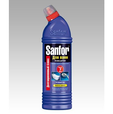 SANFOR valiklis voniai Alpių gaiva(750ml)