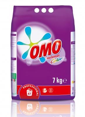 OMO skalbimo milteliai spalvotiems audiniams(7kg)