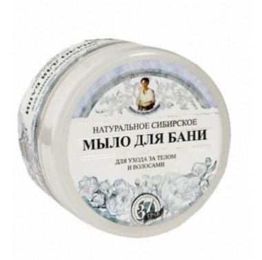 Sbory Agafji baltas muilas kūnui ir plaukams(500ml)