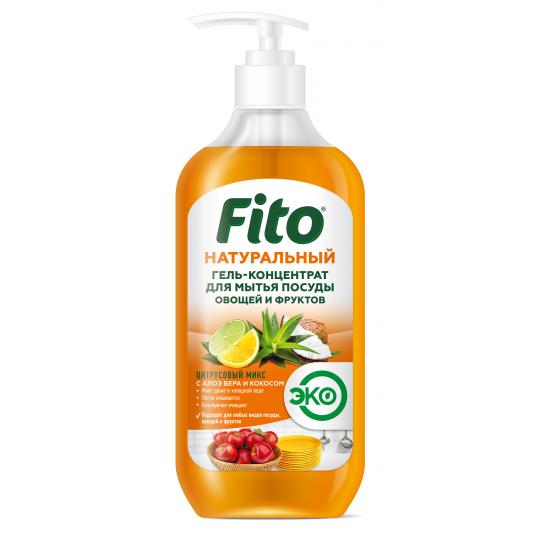 FITO gelis indams plauti koncentruotas citrusų miksas(490ml)