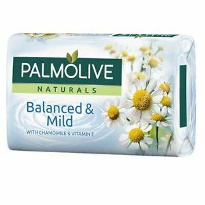 PALMOLIVE NATURALS Muilas su ramunėlių ekstraktu ir vitaminu E(90g)