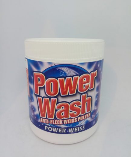 Power Wash Anti-Fleck Weiss baliklis(600g)
