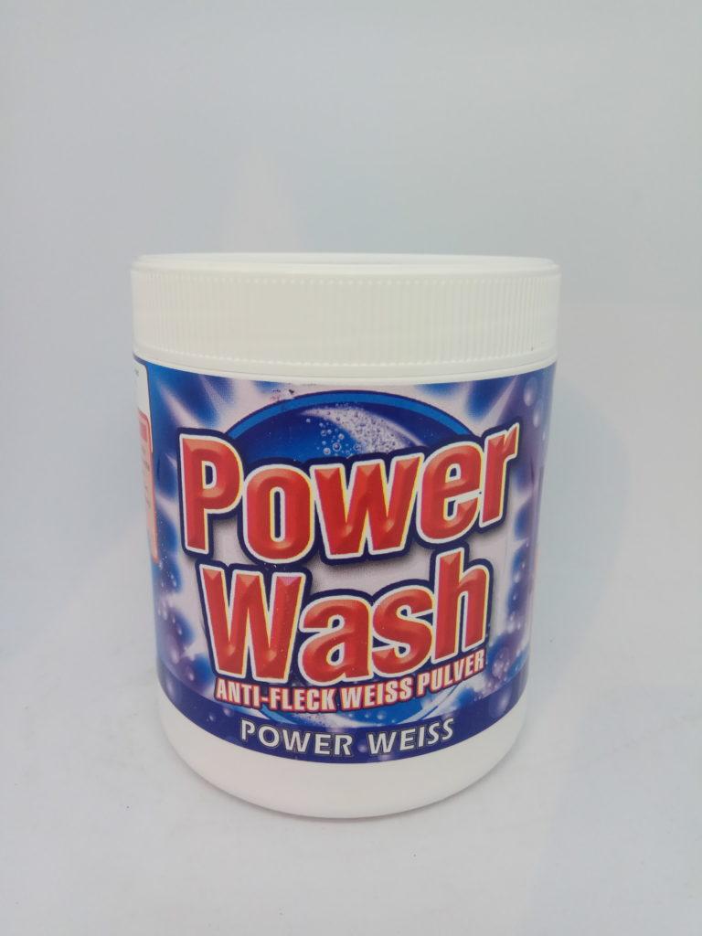 Power Wash Anti-Fleck Weiss baliklis(600g)