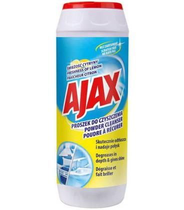 Ajax Šveitimo milteliai Lemon (450g)