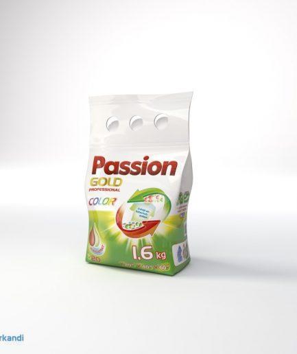 Passion Gold Color Professional Skalbimo milteliai(1.6kg)