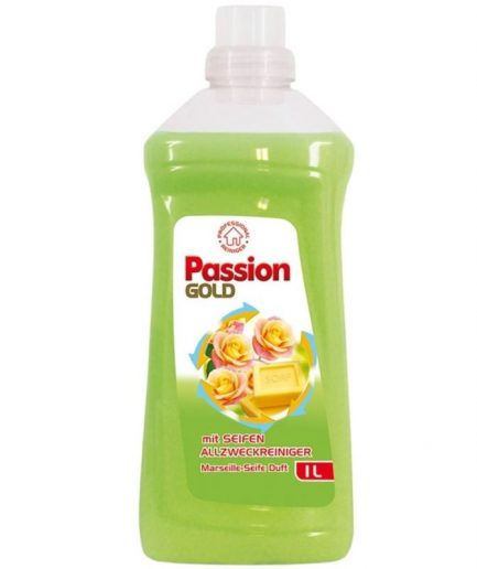 Passion Gold Marseille Soap,Grindų ploviklis(1l)