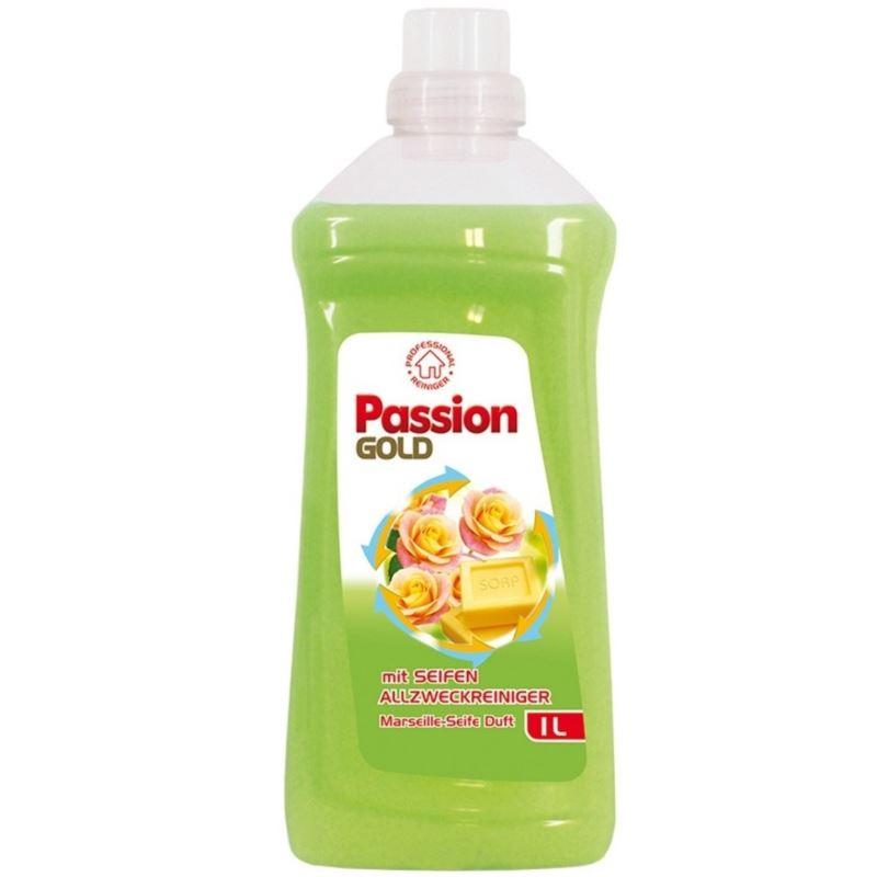 Passion Gold Marseille Soap,Grindų ploviklis(1l)