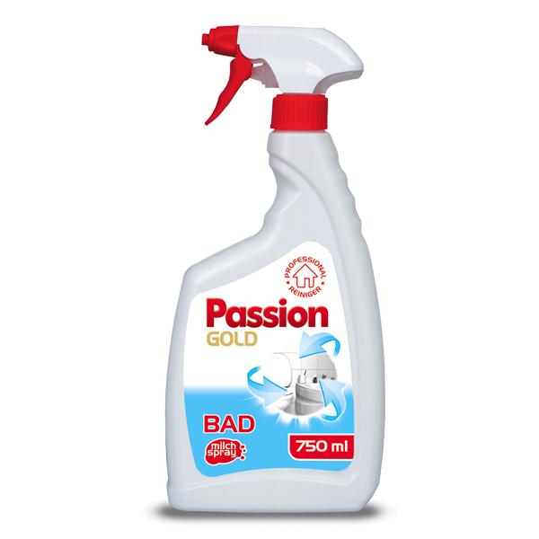 Passion Gold Milch,Vonios valiklis(750ml)
