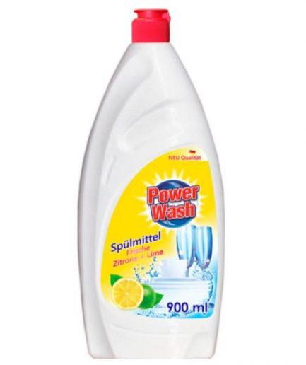 Power Wash Zitrone,Indų ploviklis(900ml)