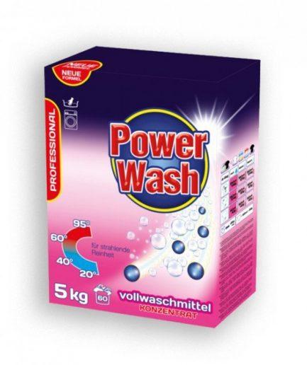 Power Wash Professional Skalbimo milteliai universalūs(5kg)