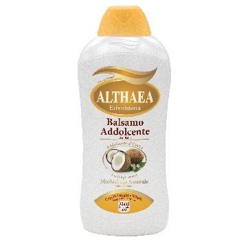 Althaea Plaukų Balzamas su kokosų aliejumi (750ml)