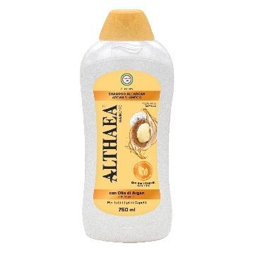 Althaea plaukų šampūnas su Argano aliejumi (750ml)