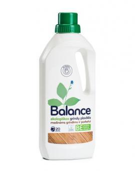 BALANCE ekologiškas grindų ploviklis medinėms grindims ir parketui (800 ml)