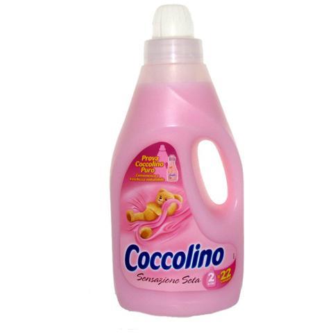 Coccolino Audinių minkštiklis Rožinis šilkas (2l)