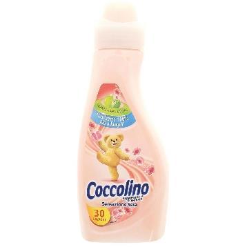 Coccolino koncentruotas audinių minkštiklis Rožių šilkas (750ml)