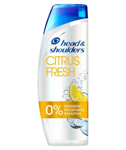 HEAD&SHOULDERS CITRUS Plaukų šampūnas(250ml)