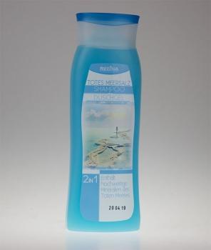 REGINA šampūnas,dušo gelis 2in1 Negyvosios jūros druska (300ml)