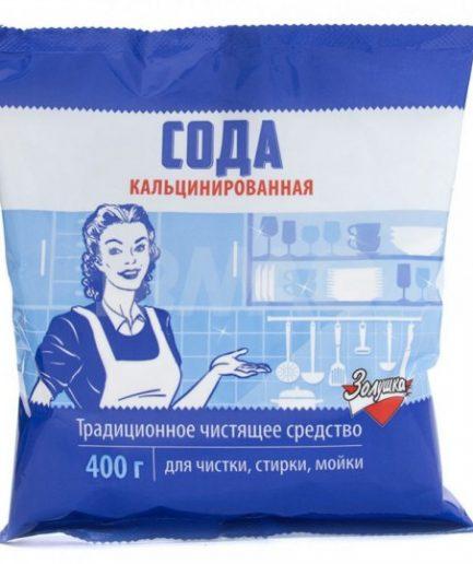 ZOLUŠKA kalcinuota soda(400g)