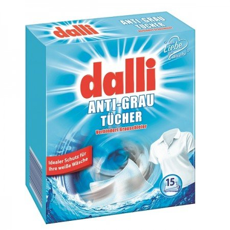 Dalli servetėlės baltiems audiniams(15vnt)