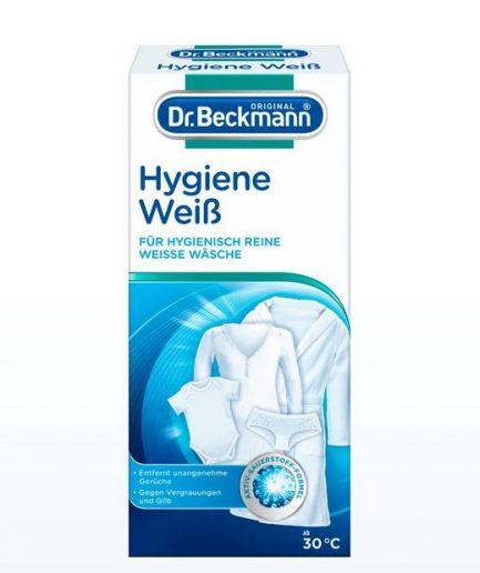 DR. BECKMANN, HYGIENE WHITE, higieninis baliklis(500ml)