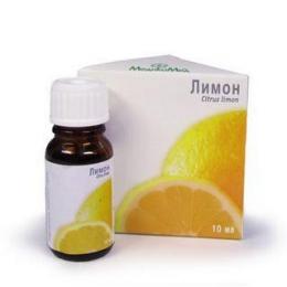 MedikoMed natūralus eterinis aliejus citrina(10ml)