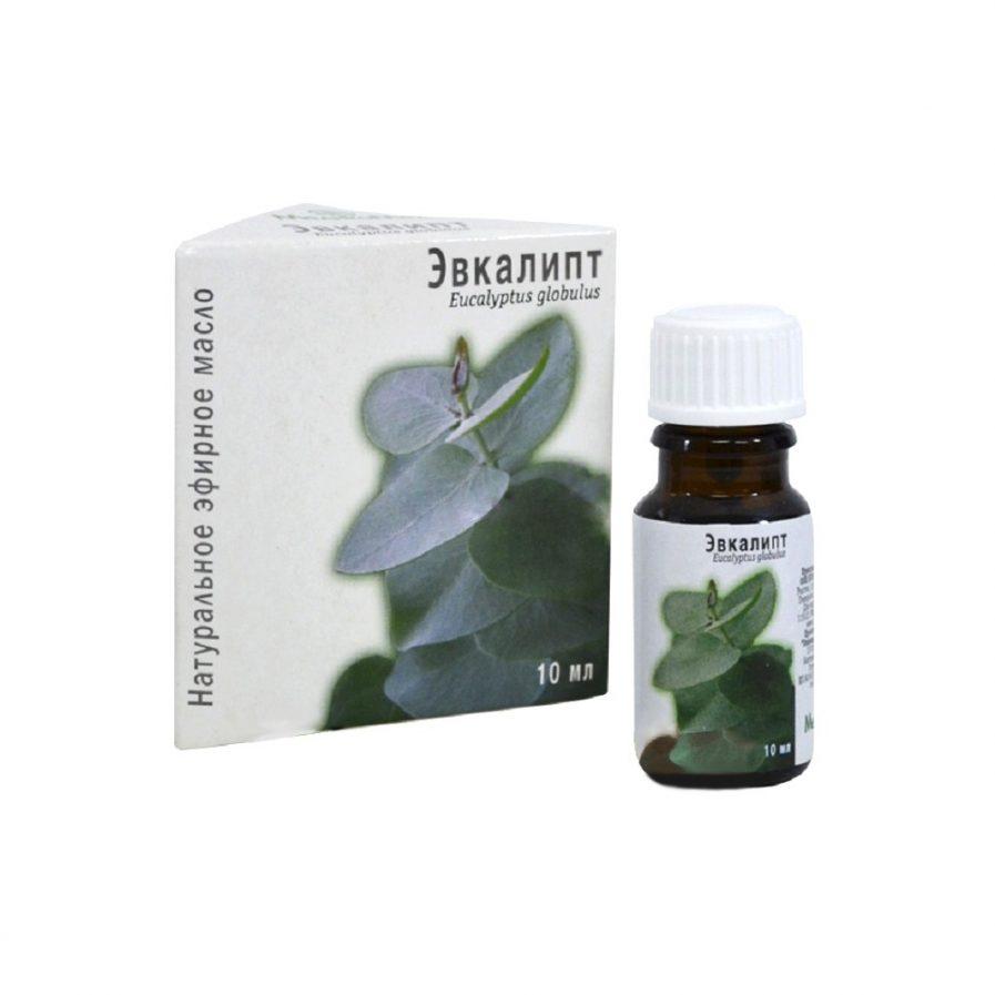MedikoMed natūralus eterinis aliejus eukaliptas(10ml)